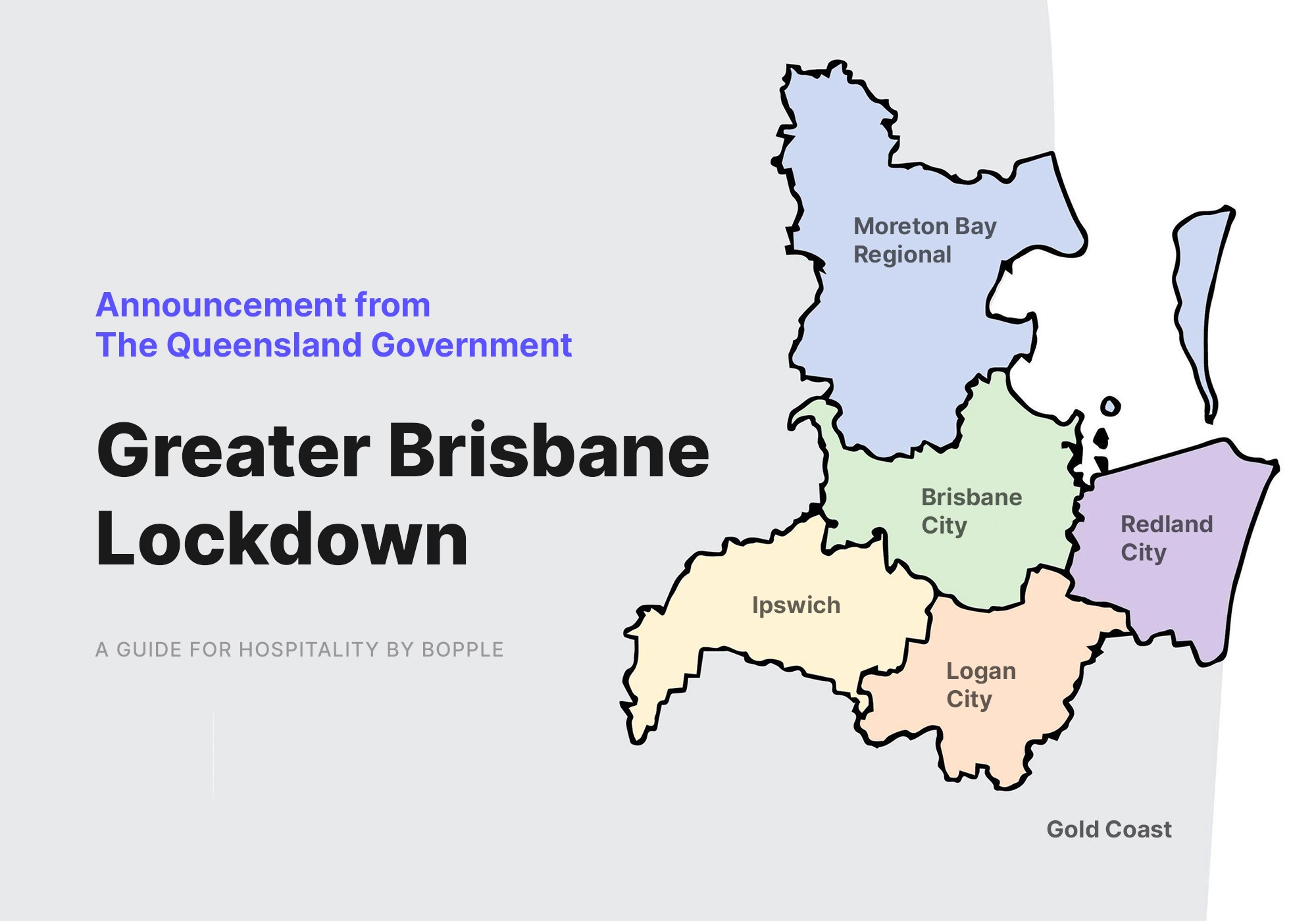 Queensland COVID lockdown