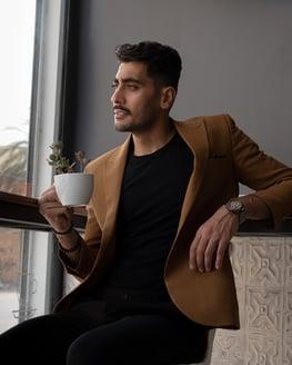Customer profile coffee consultant