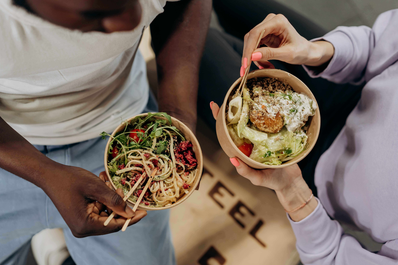Healthy takeaway food trends